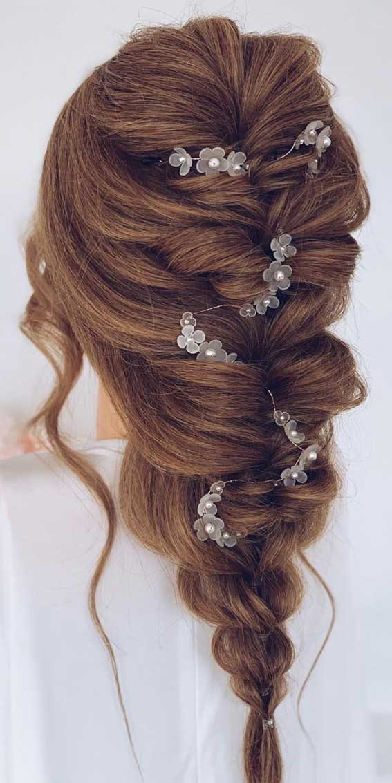 39 The most romantic wedding hair dos to get an elegant look