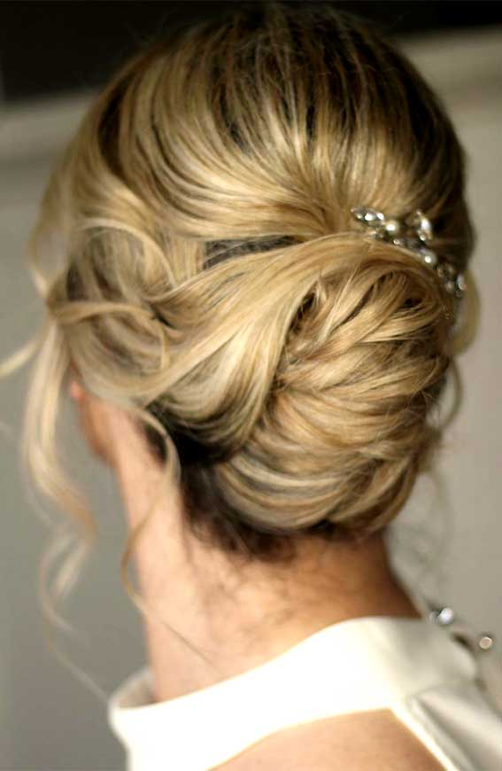 39 The Most Romantic Wedding Hair Dos To Get An Elegant Look,Principles Of Ecological Landscape Design