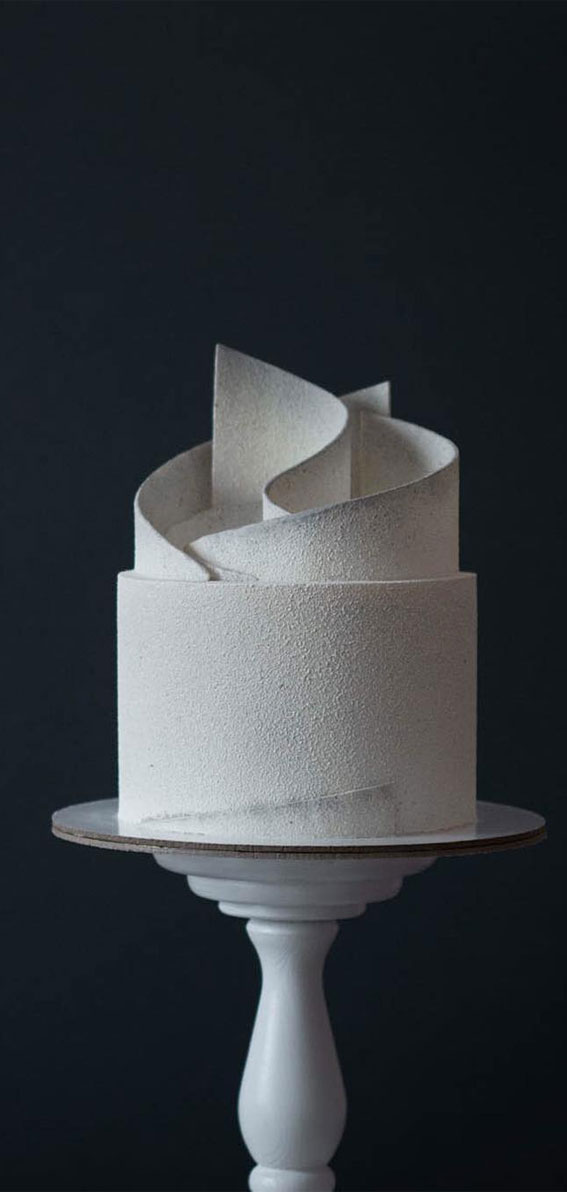 The Most Beautiful Art Of Cakes – Wedding Cakes Inspired by Works of Art
