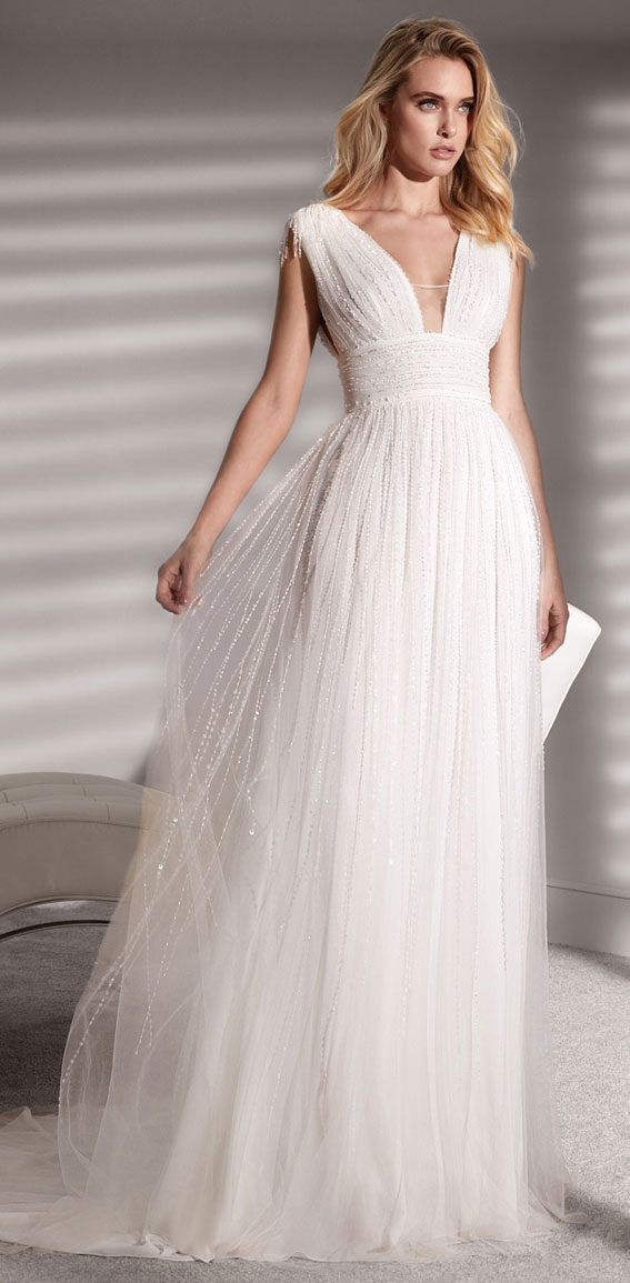 Nicole Spose Wedding Dresses – Nicole Couture 2020 Bridal Collection