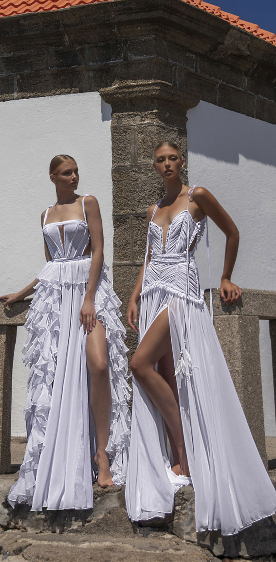 Lior Charchy Wedding Dresses – Portugal 2020 Bridal Collection