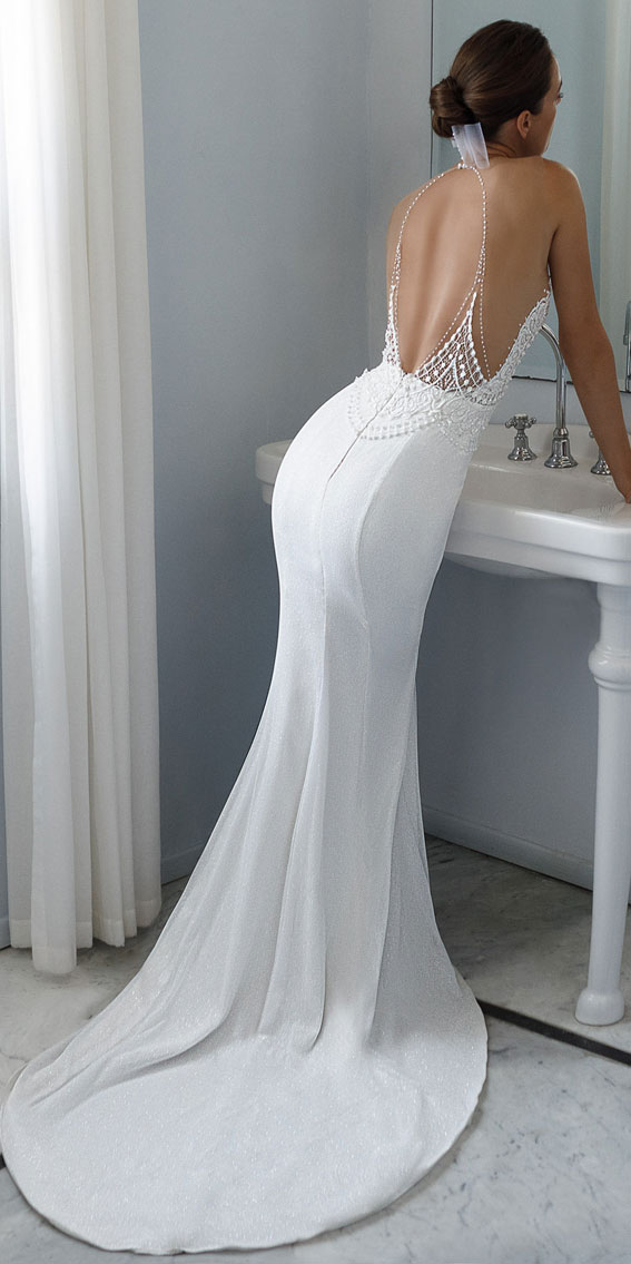 Beautiful Simple Wedding Gowns That Will Leave You Speechless