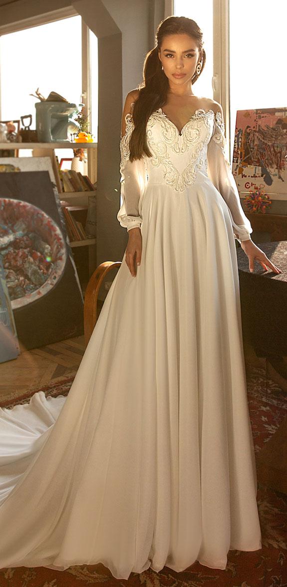 Jasmine Empire 2020 Wedding Dresses – Kiss Of Art Bridal Collection