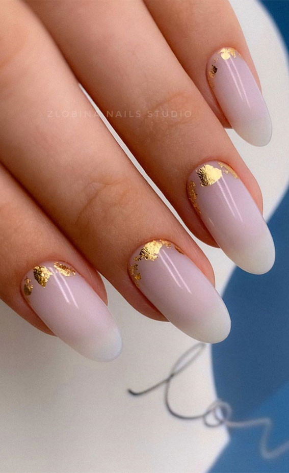 Pretty Neutral Nails Ideas For Every Occasion – Reverse French Nails