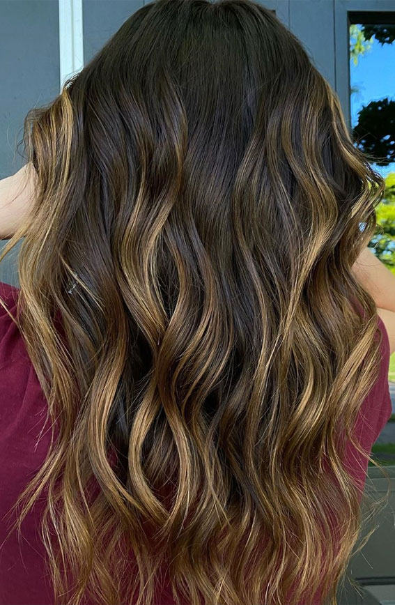 44 The Best Hair Color Ideas For Brunettes Brunette Highlights