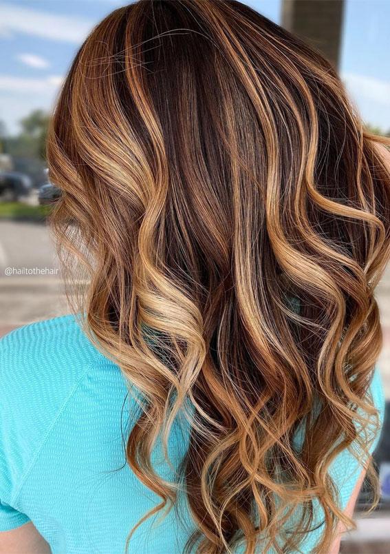 44 The Best Hair Color Ideas For Brunettes – Wild honey ...