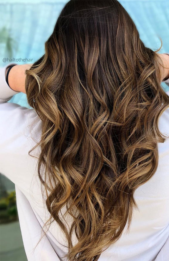 7 Beautiful Brunette Hair Colours That Are Easy To Wear
