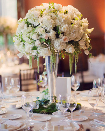 Wedding Centrepieces Ideas Table For Weddings