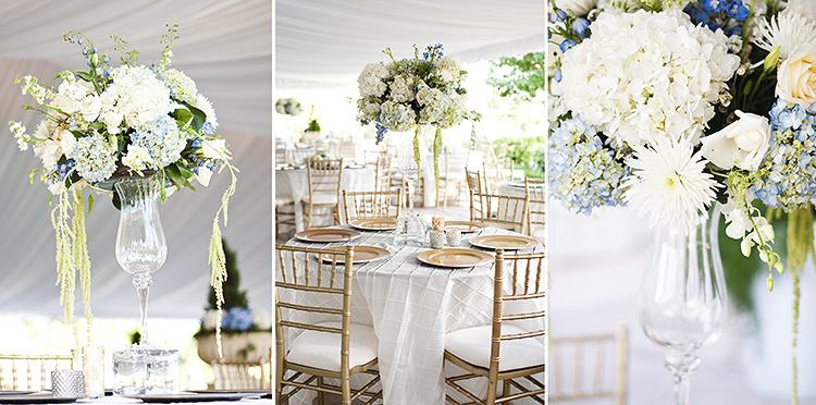 Wedding table centrepieces glass wedding centrepieces for Wedding reception centrepieces