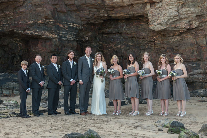 Wedding At Seiners, Cornwall