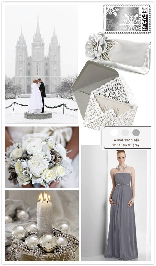 Winter Wedding Winter Wonderland Ideas Winter Weddings
