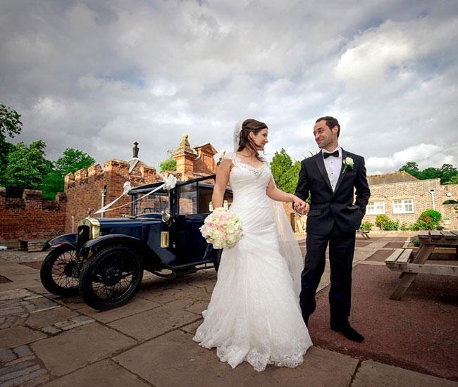 Black Tie Wedding Ideas: Black Tie Affair Wedding 1 - I Take You