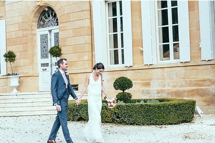Destination wedding france Chateau La Durantie, Lanouaille, Dordogne