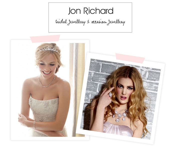 Bridal Jewellery From Jon Richard, Occasion Jewellery