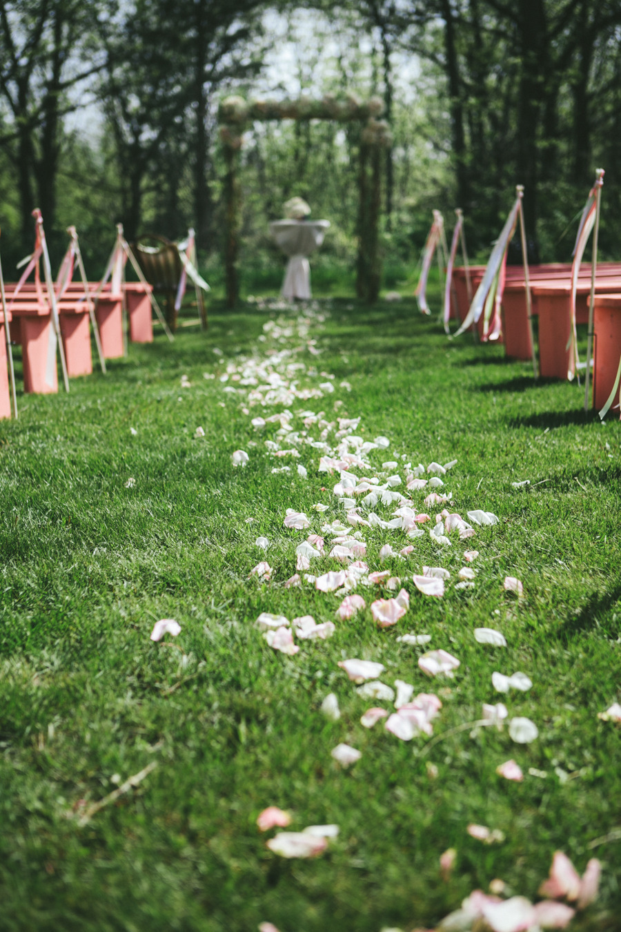 Best Aisle Decorations For Outdoor Wedding Pictures - Styles & Ideas ...