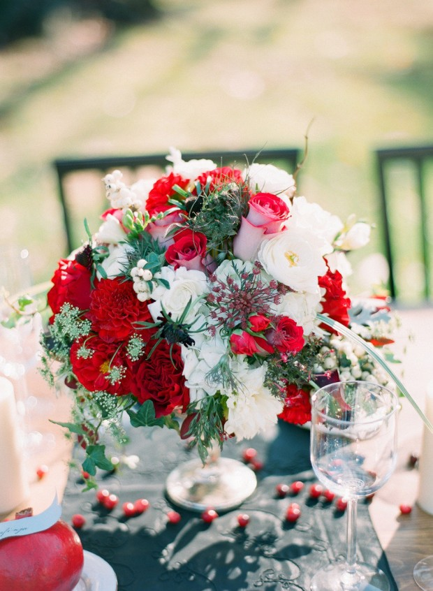 Winter wedding centerpieces ideas wonderland