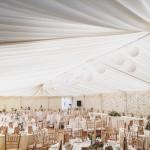 Shabby chic Wedding reception,marquee wedding reception