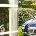 wedding car,retro wedding car,vintage wedding car