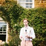 groom men wear suspender
