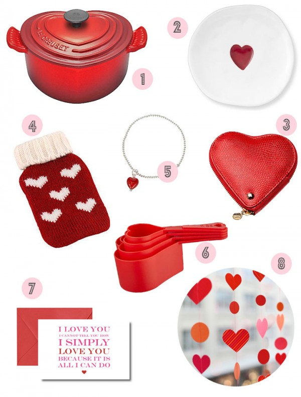 Happy valentines day gifts,heart theme valentine