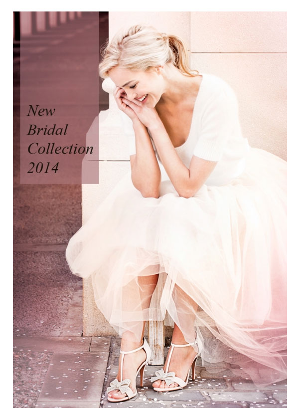 Read more Pula Lopez bridal shoes Spring/Summer 2014 Collection http://www.itakeyou.co.uk/wedding/wedding-shoes/