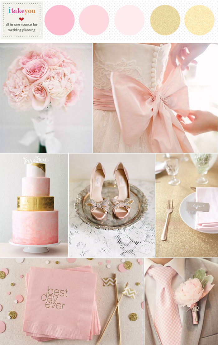 read more pink gold wedding colors,pink gold wedding theme,pink and gold wedding colour scheme,wedding color palette pink and gold,pale pink and gold wedding colors https://www.itakeyou.co.uk/wedding/pale-pink-gold-wedding-colors/