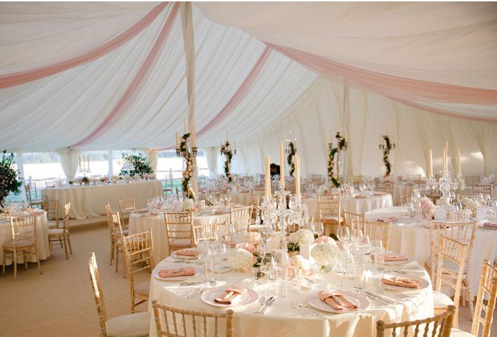 Having a marque in your garden? Hiring a wedding marquee | itakeyou.co.uk