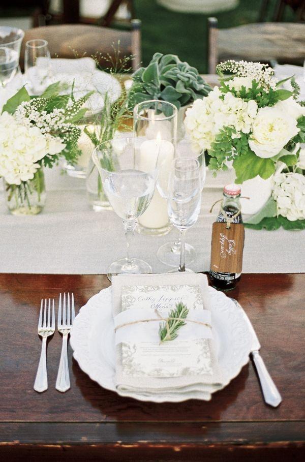 Green Wedding Ideas Green Wedding Theme