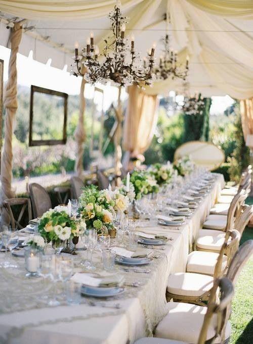 Green wedding centerpieces ideas green wedding table decorations ideas junglespirit Images