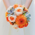 orange wedding ideas : see more - https://www.itakeyou.co.uk/wedding/orange-wedding-ideas/