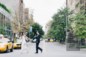 New York City Wedding From Joseph Lin Wedding Photography - see more : http://www.itakeyou.co.uk/wedding/new-york-city-wedding-from-jeseph-lin/ city wedding photos
