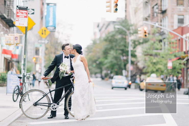 City Wedding Photos from Joseph Lin - see more : http://www.itakeyou.co.uk/wedding/new-york-city-wedding-from-jeseph-lin/ city wedding photos,New York City Wedding Photography,new york city wedding venues,city wedding photos ideas,new york city wedding photos wedding pictures
