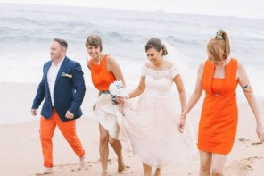 orange wedding ideas : see more - http://www.itakeyou.co.uk/wedding/orange-wedding-ideas/
