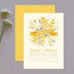 Yellow wedding ideas - See more : http://www.itakeyou.co.uk/wedding/yellow-wedding-ideas/