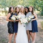 Blue wedding ideas - see more : https://www.itakeyou.co.uk/wedding/blue-wedding-ideas/