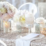 Silver wedding ideas,wedding decorations - see more : https://www.itakeyou.co.uk/wedding/silver-wedding-ideas/