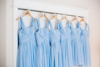 Blue wedding ideas : see more - http://www.itakeyou.co.uk/wedding/light-blue-wedding-ideas/