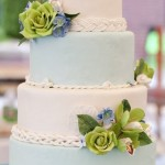 soft blue wedding,soft blue wedding cake