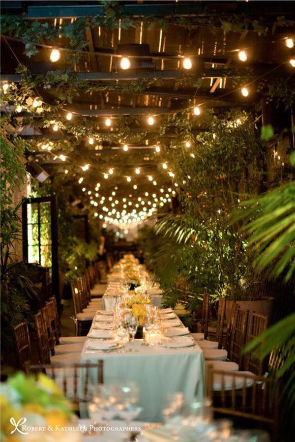 4 Unique Ways To Decorate For A Romantic Wedding