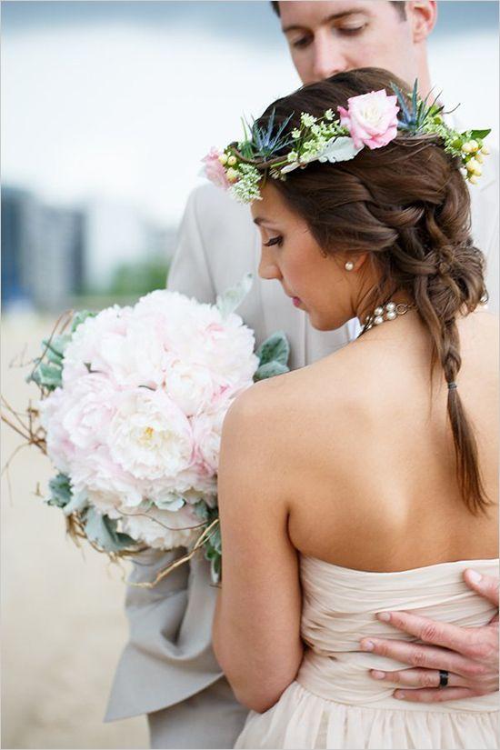 Beach wedding hair ideas,Wedding hairstyles