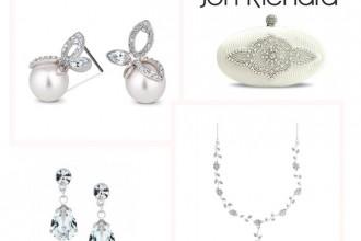 Summer Bridal Accessory Picks from Jon Richard
