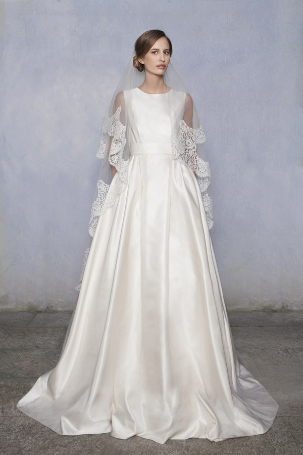 Luisa Beccaria 2014 wedding dresses