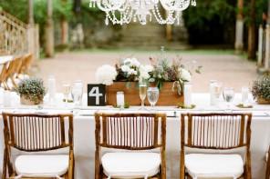 wedding chandelier,wedding reception ideas