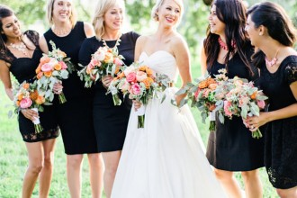 Wedding dresses with pocket