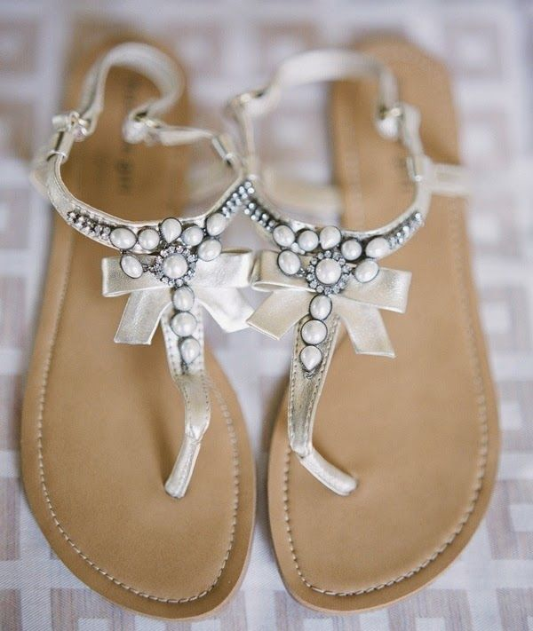 20 Pretty Flats For Every Summer Bride,flats Wedding Shoes