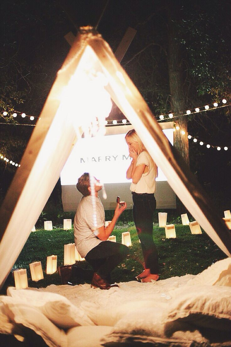 cute propose ideas will you marry me