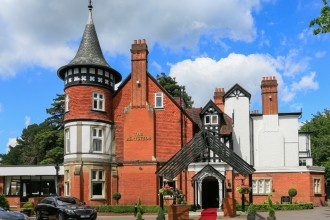 The Macdonald Berystede Hotel