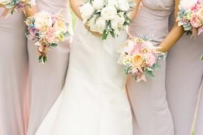 Pastel wedding | Photography: Lauren Kinsey - laurenkinsey.com/