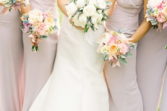 Pastel wedding | Photography: Lauren Kinsey - laurenkinsey.com/