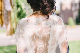 gorgeous wedding dress - Photography : Judy Pak Photography